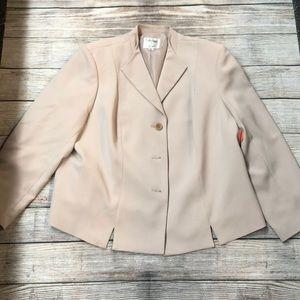 Le Suit sz 20W women's blazer